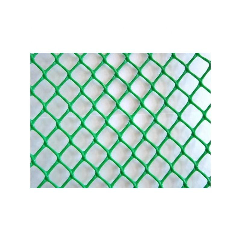Wholesale plastic flat net diamond and hexagon grass/tree protection mesh