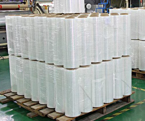 Industrial packaging materials for color steel plate protective film and Stretch film made in China
