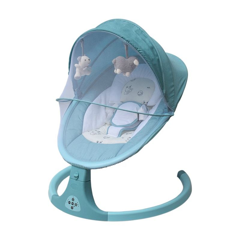 Hot Mom Baby Bouncer Infant Bouncer Rocker cradle chair swing appease recliner cradle bed with electronic music
