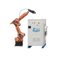8kg robot welding station intelligent robotic arm