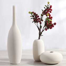 Vietnam supplier customized tabletop porcelain flower vase vase porcelain ceramic ceramic & porcelain vases