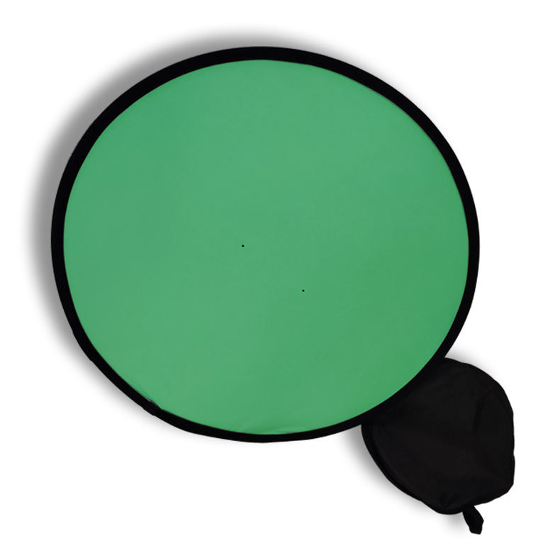 Photography Accessory Collapsible Light Reflector Chroma Key Photo Background Green Screen