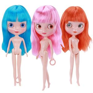 hot sale in Amazon cheap bjd doll or body movable blythe doll