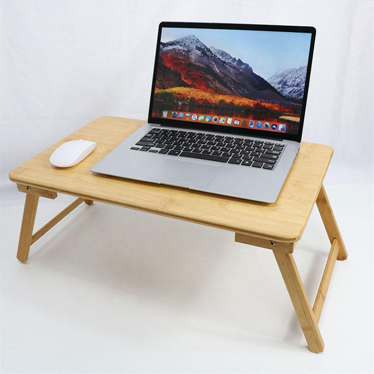Portable Bed Reading Stand Foldable Lazy Laptop Table