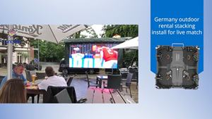 Waterproof Giant P3 Stage Led Video Wall Panel Screen for Concert Price,P3.91 Rental Outdoor Led Display