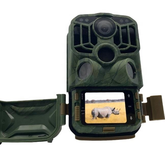 Factory Wholesale Best Wifi 1080p 24M 0.4s Shooting Time Night Vision Wildlife Trail Camera for Deer Goat Hunting