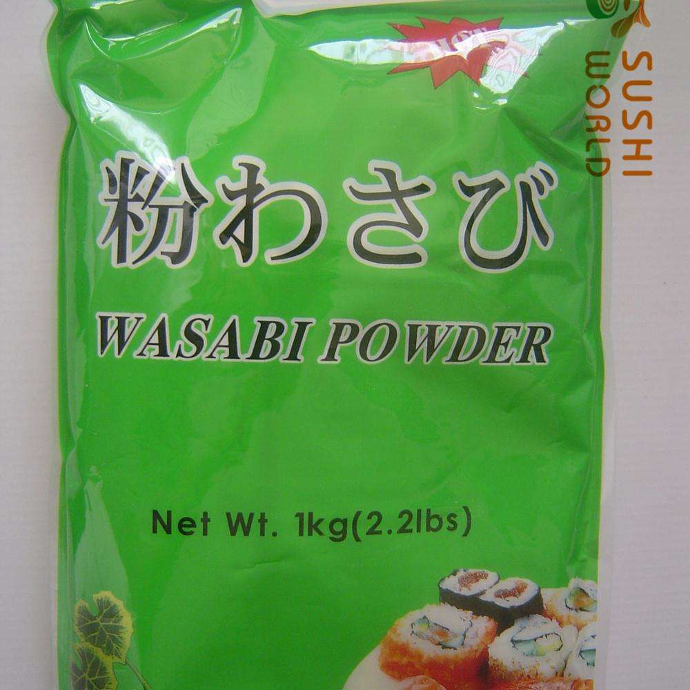 Hot Selling Japanese Style Sauce Cheap Concentrated 100% 1Kg Horseradish Mustard Natural Fresh wasabi horseradish sauce