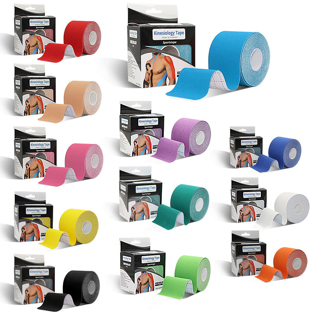 5cm*5m Muscle Sports Kinesiology Tape Skin Dynamic Tape