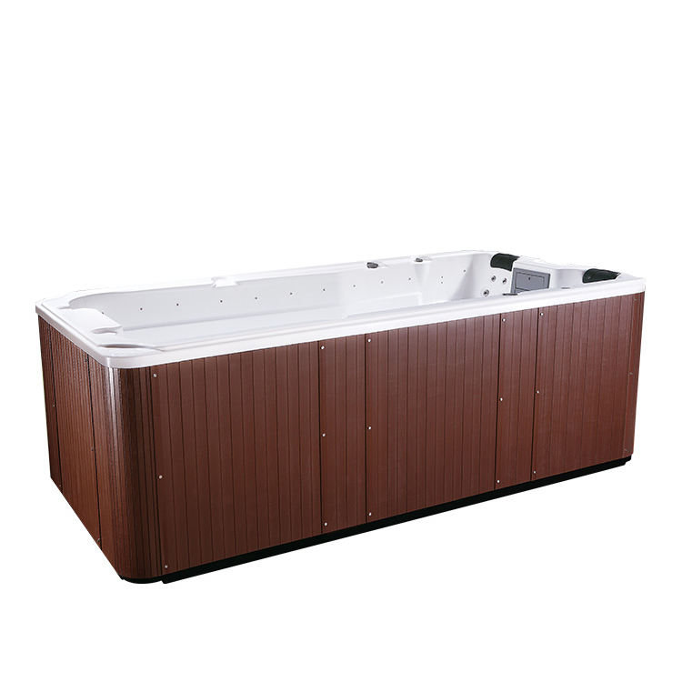 Wholesale spas outdoor large swim spa hot tub