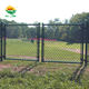 2020 high visibility chain link fence