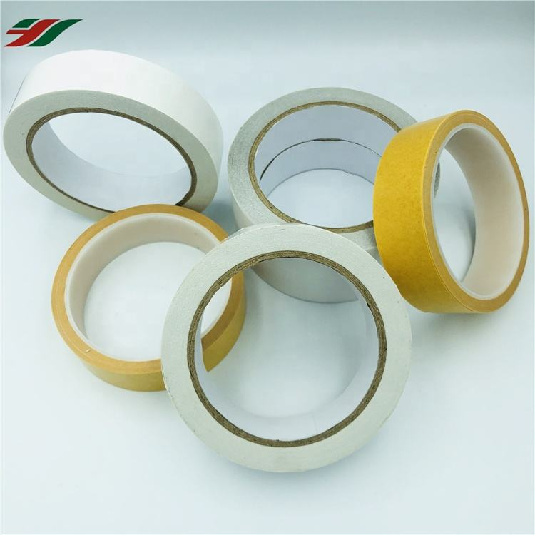 Carton Sealing [ Tape ] Factory Versatile Conformable Better Long Term Aging Solvents Resistance Double Sided Polypropylene PP Film Tape