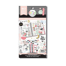 Myway 2021 Planner Stickers Sheets Factory Directly Supply Decorate Custom Daily Planner Sticker Book