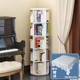 china wholesale furniture wooden leaning bookcase metal wood bookshelf ladder