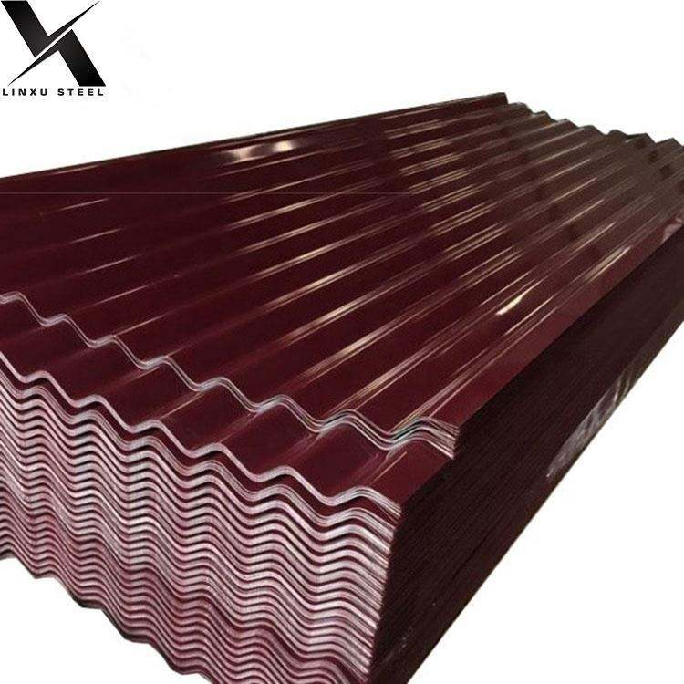 Factory Directly Supply Flat Corrugated Iron Sheet 32 Gauge Roof Design Roofing Sheets In Sri Lanka Metal Scrap Flashing