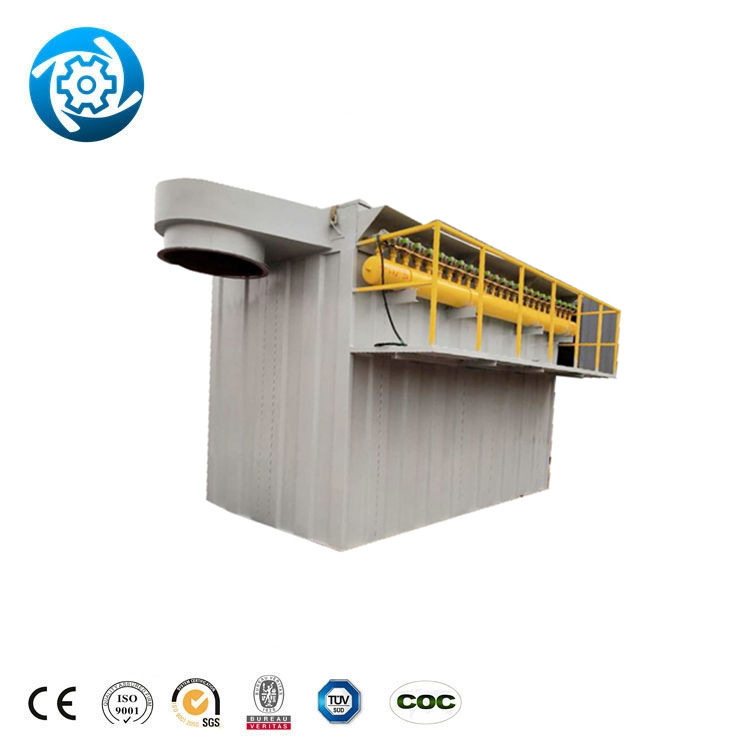 Central Dust Collector Pulse Valve Asbestos Powder Stainless Steel Woodworking Bagfilter