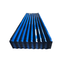 Nanxiang Steel color coated cheap metal zinc corrugated steel roofing sheet
