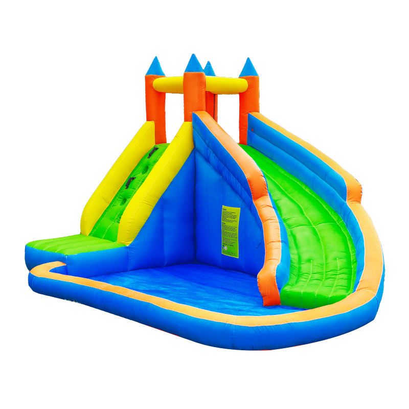 2019 Hot Kids Inflatable Jumping Castle, Children Playing Castle Inflatable Bouncer, Combo Inflatable Toy for wholesale