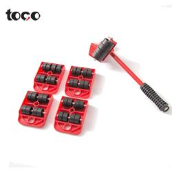 TOCO Heavy Furniture Appliance Lifting Tool Rotation Wheels Moving Kit Slider Pad