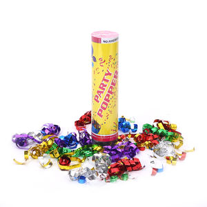 festa show spring mechanism super party poppers