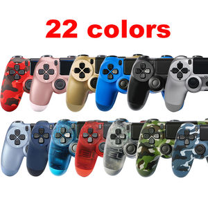 Untuk Playstation Dualshock 4 Joystick Bluetooth PS4 Gamepad untuk PS4/PS4 Pro Silm PS4 V2 Wireless Controller Game Handle