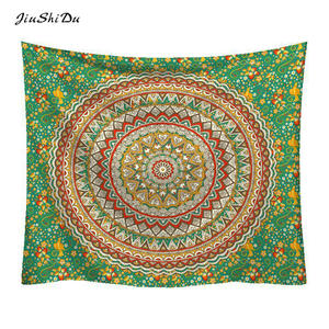 Amazon explosion mandala series printed home tapestry