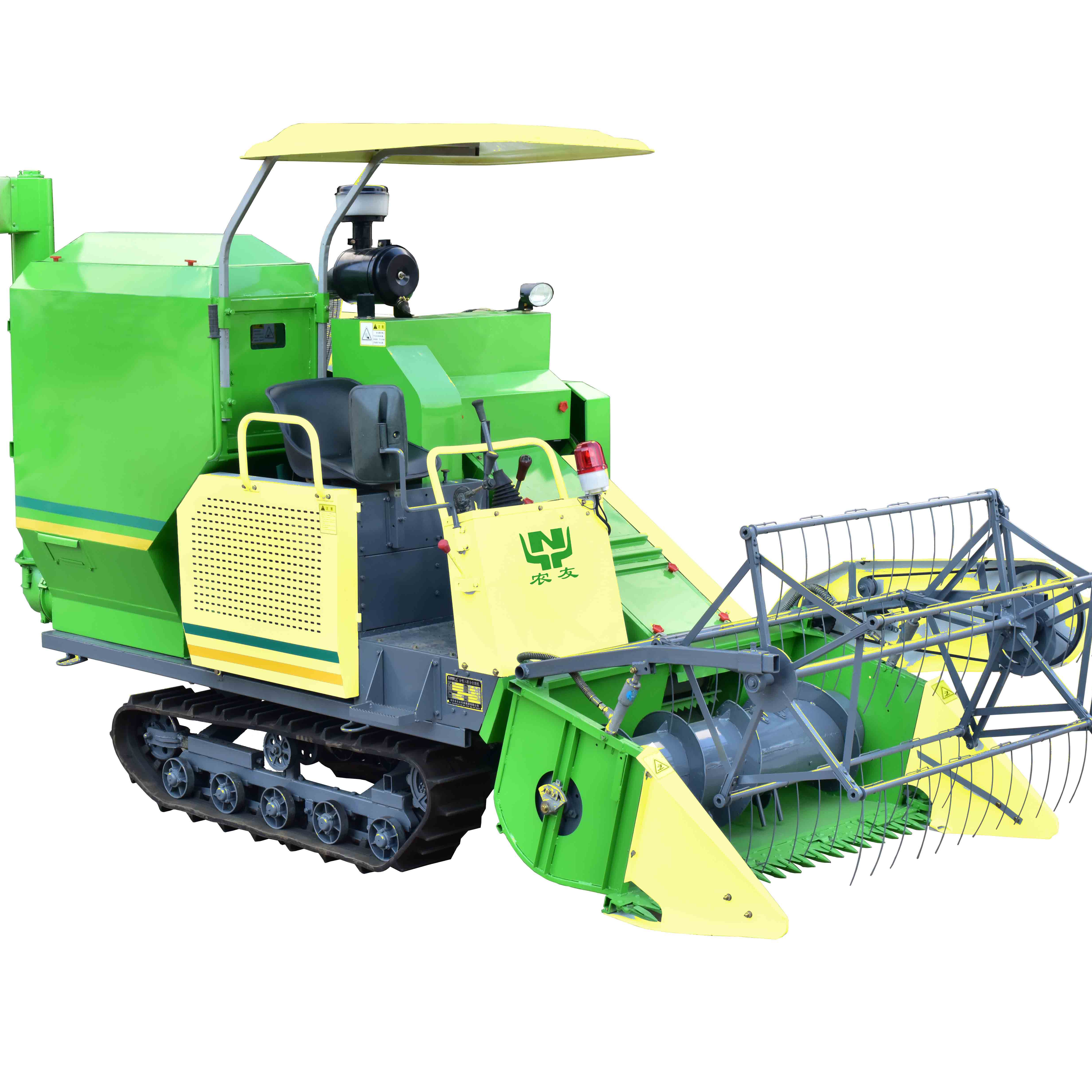 Rice Harvester Agriculture Machinery Wheat Combine Harvester 4LZ-2.2 Z