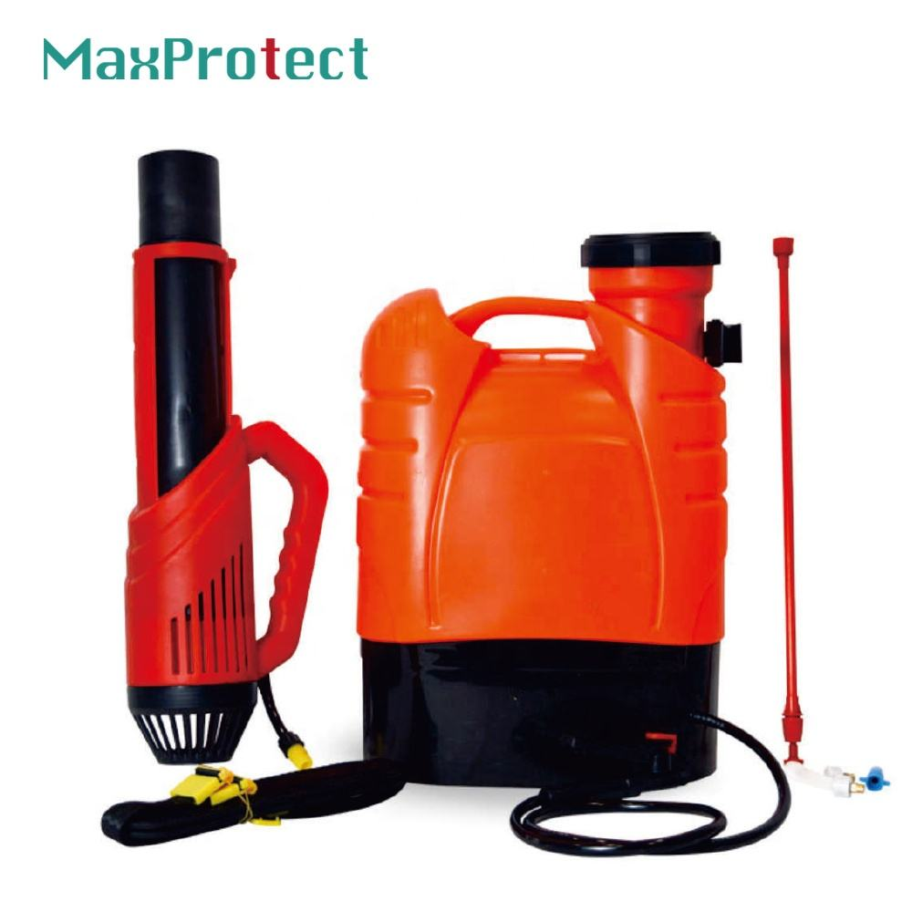 Electrostatic Spray Electrostatic Sprayer Agriculture Back Pack Cold Auto Engine Spray Room Door Jet Fogger Machine