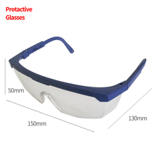 Cheap Protective glasses Work Safety Eye Goggles Transparent Protection Oem Accept