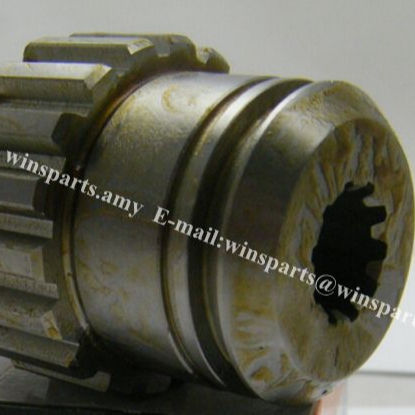 Genuine 3055594 hydraulic pump shaft gear use for ZX200-3 EX220-5/ZAXIS330-3 Excavator