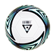 Inverted triangular ball tip design environmental ink printing ASTM F963 standard football soccer ball for AQL 2.5/4.0 checking
