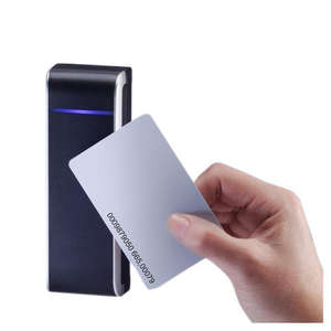 Custom White Blank 125 KHz Contactless ID Smart Card Chip RFID Access Control Card for Hotel  Bar