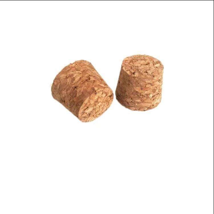 Wine cork stopper Synthetic natural cork oak stoppers