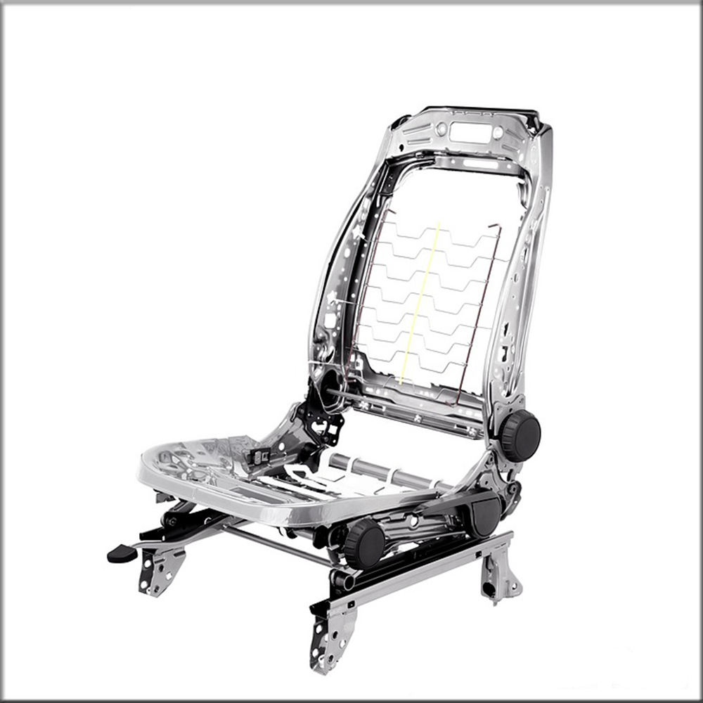 Steel Car Seat Structure Auto Frame for Sale