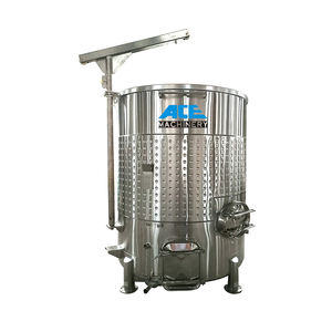 Stainless Steel Wine Fermentation Tank Conical Fermenter 10 Bbl
