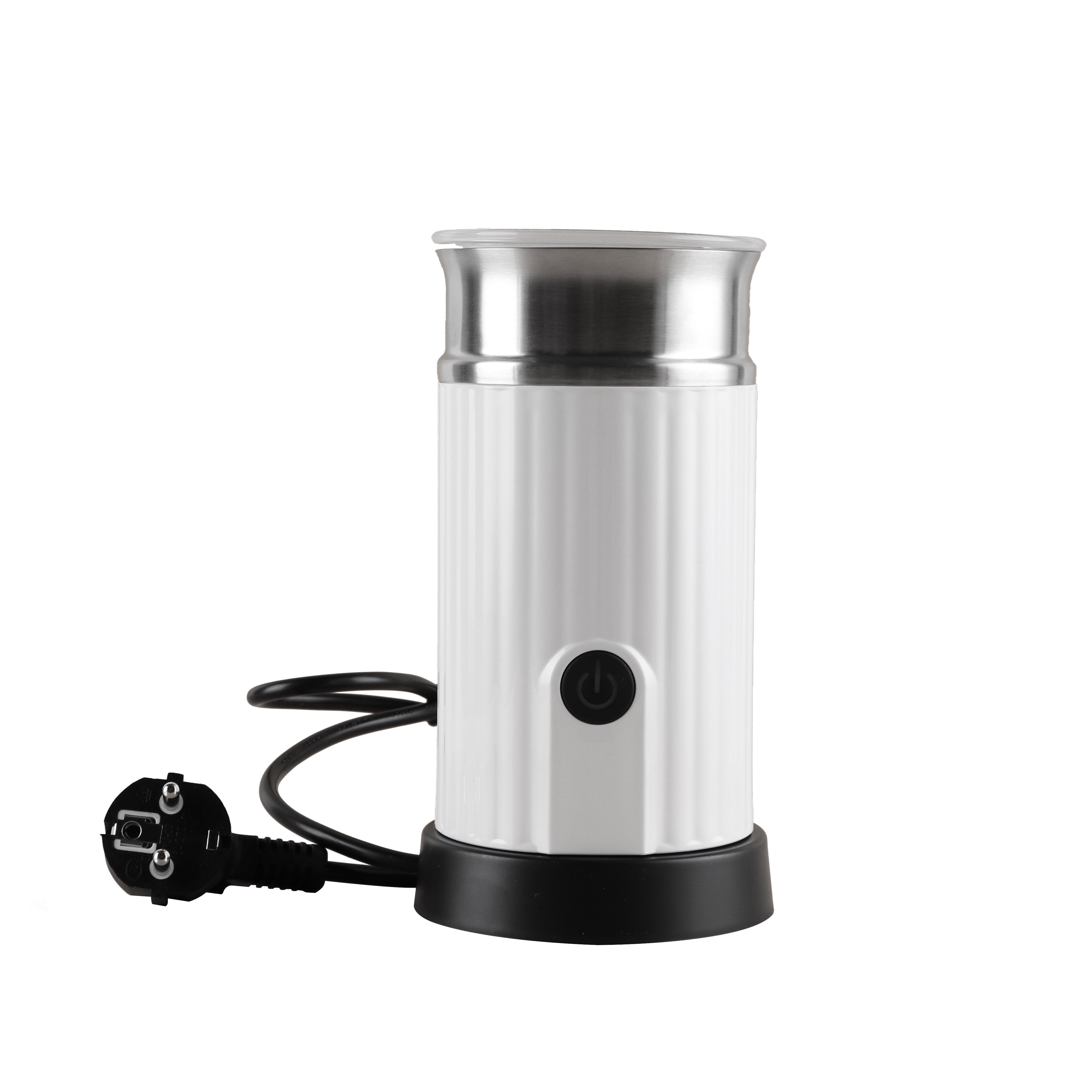 Match nespresso coffee maker milk frother