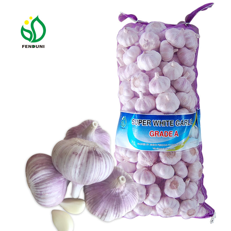 Fresh Garlic for Bangladesh, India, Pakistan 20kg/bag, 10kg/bag
