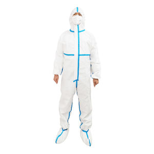 Personal Protective Coveralls Safety uniform Disposable Overall