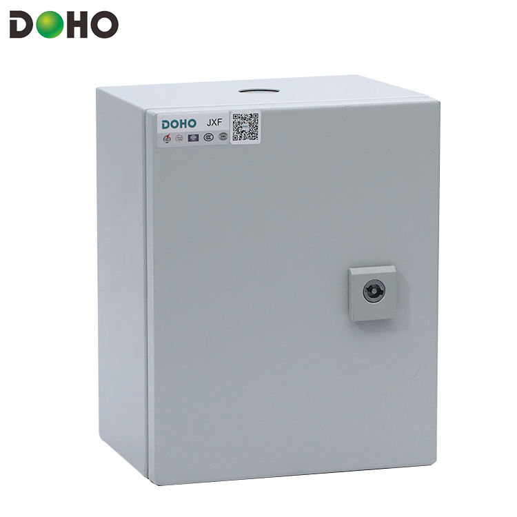 DOHO 200*250*140 Enclosure Metal Electrical Distribution Box for industries