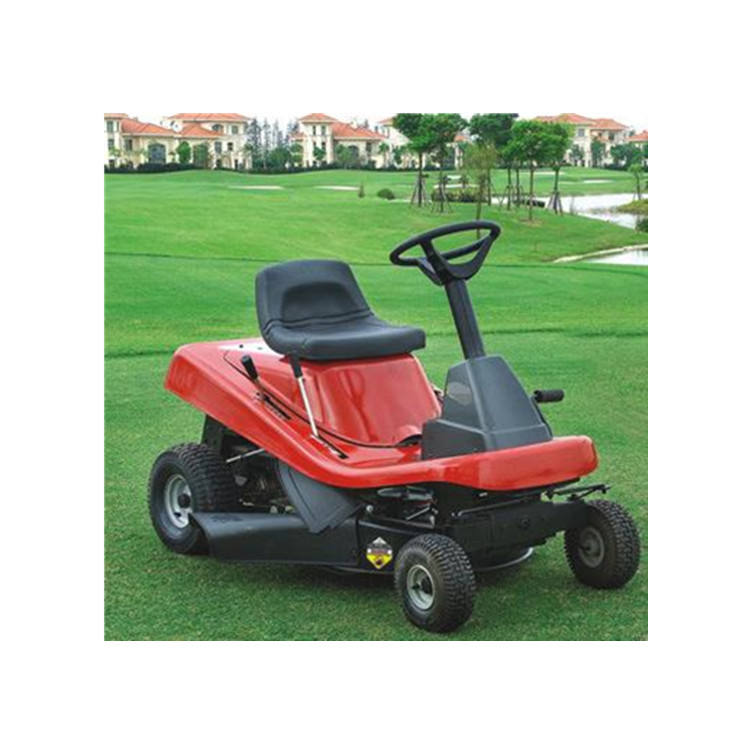 Newest Grass Machine Lawn Mower Tractor of 30Inch Ride On Lawn Mower In Hydraumatic Way With Locin 15HP 432CC engin
