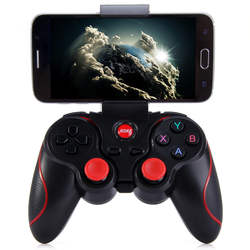 Hot and Cheap Terios T3 BT Gamepads Wireless Joystick Gaming Controller Universal for Android Smart Phone