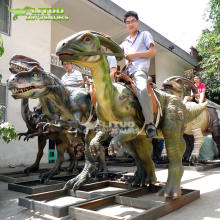 Park Animatronic Dinosaur Ride For Kids