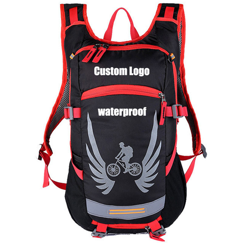Lightweight Hydration Bicycle Backpack Outdoor Cyclist Water Bag and Bag Hydrator Backpack Bicycle Rucksack