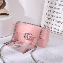 New style small fresh trend jelly women's bag wholesale in summer