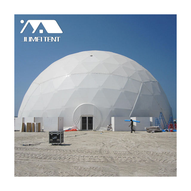 JUMEI High Quality Special Pop Up Outdoor Portable Display Sphere Dome Tent For Event Party
