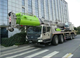 Truck Crane Mobile Zoomlion Fully Automatic Retractable Truck Crane Mobile Boom 80 Ton Truck Crane