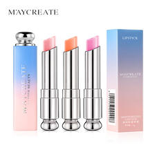 Moisturizing and hydrating Discoloration lip balm 3g Pink orange pink Customize your lip color Lightens lip lines and maintains