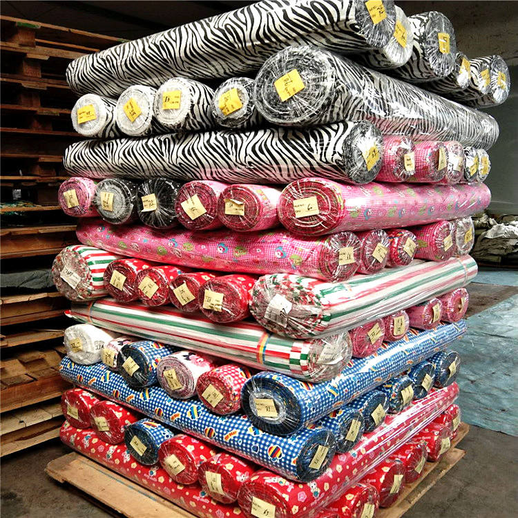 stock lot China manufacture factory wholesale cotton flannel 100%cotton printed flannel fabric for garment or bedsheet