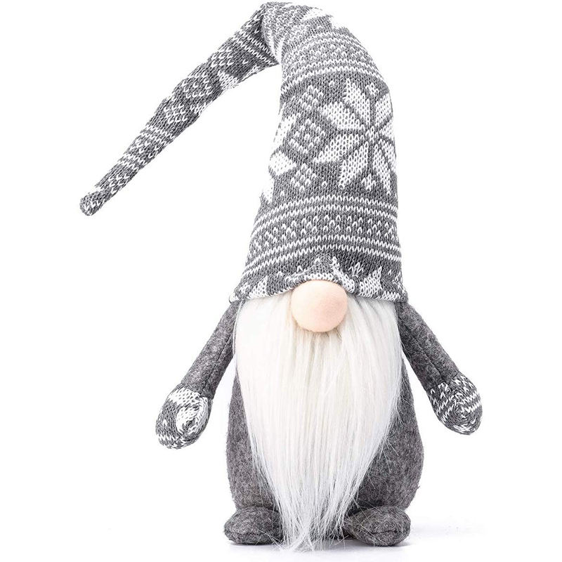 Holiday Gnome Handmade Swedish Tomte, Christmas Elf Decoration Ornaments Thanks Giving Day Gifts Swedish Gnomes tomte