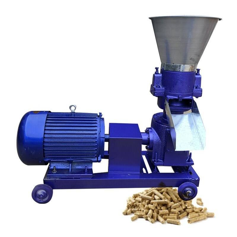 220V Homemade used wood pellet mill for sale