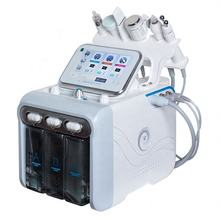 Skin Rejuvenation Feature H2O2 Oxygen Hydra Aqua Peel Hydro Dermabrasion Facial Microdermabrasion Machine
